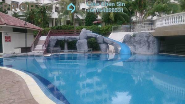 Condominium For Sale in Eden Seaview, Batu Ferringhi Freehold Fully Furnished 3R/2B 320k