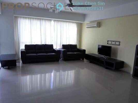 Condominium For Sale in The Uban Residence, Batu Uban Freehold Semi Furnished 3R/3B 1.1m