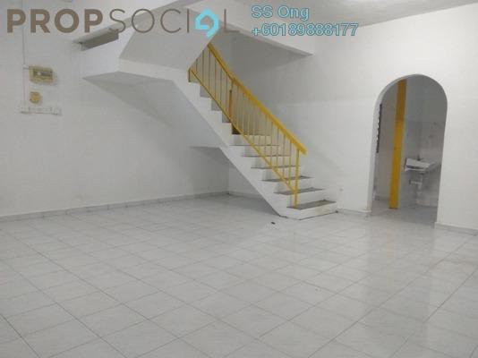 Terrace For Sale in Taman Gamelan Indah, Penang Freehold Unfurnished 4R/3B 320k