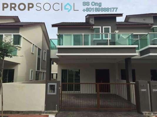 Terrace For Sale in Bandar Tasek Mutiara, Simpang Ampat Freehold Unfurnished 4R/4B 530k