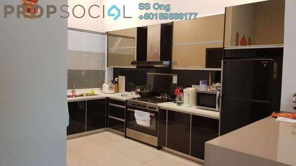 Semi-Detached For Sale in Pearl Residence, Simpang Ampat Freehold Fully Furnished 4R/3B 780k