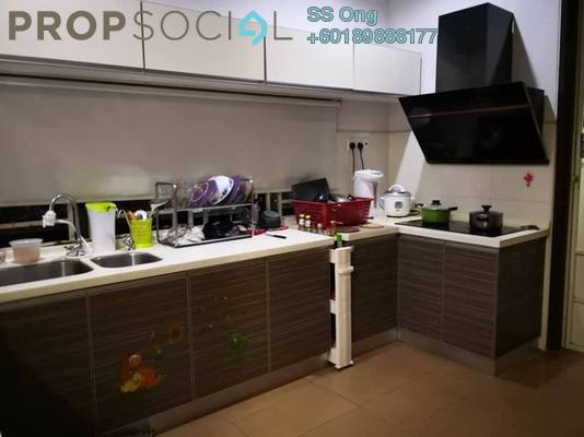 Semi-Detached For Sale in Taman Bakap Indah, Penang Freehold Fully Furnished 4R/3B 670k