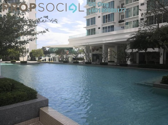 Condominium For Sale in The Clovers, Sungai Ara Freehold Unfurnished 4R/3B 600k