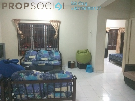 Condominium For Rent in Park View Tower, Butterworth Freehold Fully Furnished 3R/2B 1.1k