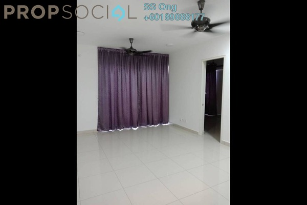 Condominium For Rent in Woodsbury Suites, Butterworth Freehold Semi Furnished 2R/2B 1k