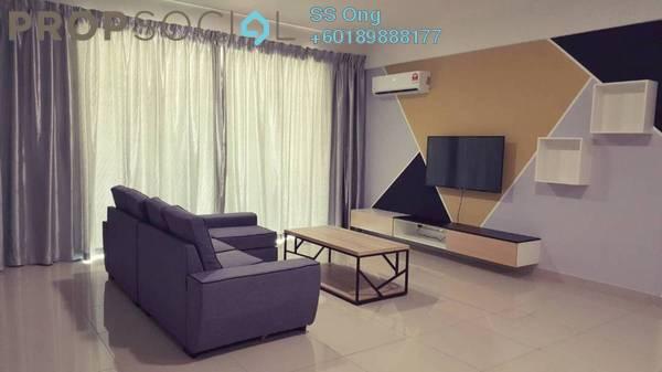 Condominium For Rent in Summerton Condominium, Bayan Indah Freehold Fully Furnished 3R/3B 3.2k