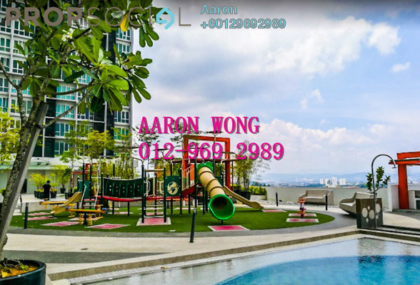 Duplex For Sale in De Centrum Residences, Kajang Freehold Semi Furnished 2R/2B 428k