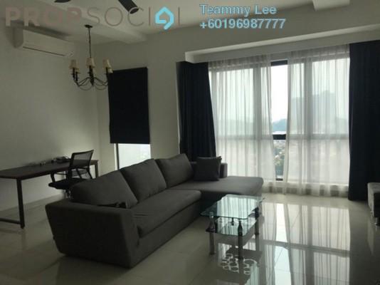 Condominium For Sale in 8 Kinrara, Bandar Kinrara Freehold Semi Furnished 3R/2B 850k