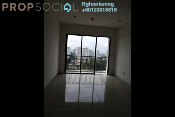 Condominium For Sale in Casa Green, Bukit Jalil Freehold Semi Furnished 3R/3B 560k