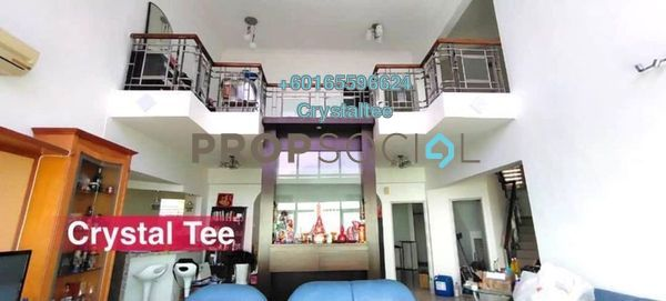 Condominium For Sale in Leader Garden, Tanjung Bungah Freehold Fully Furnished 7R/5B 1.7m
