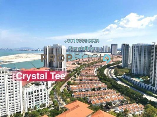 Condominium For Rent in Quayside, Seri Tanjung Pinang Freehold Fully Furnished 3R/4B 5.2k