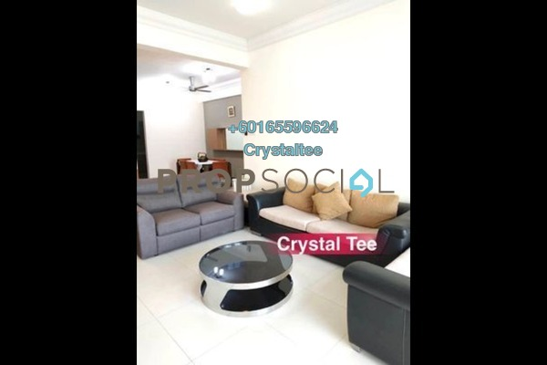 Condominium For Rent in Fettes Residences, Tanjung Tokong Freehold Fully Furnished 4R/4B 3.8k