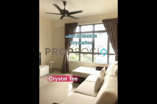 Condominium For Rent in All Seasons Park, Farlim Freehold Fully Furnished 3R/2B 1.6k