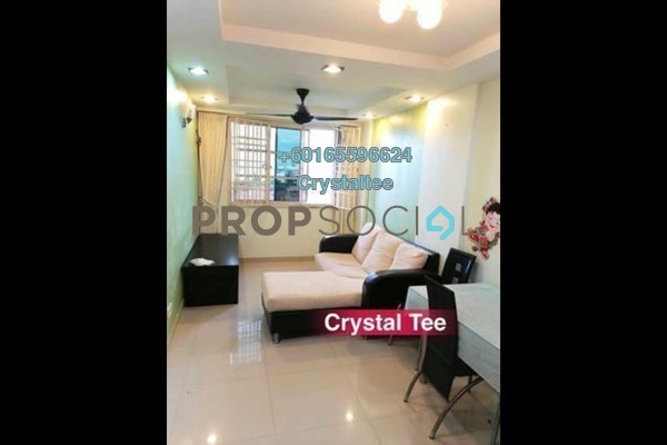 Apartment For Rent in Sri Saujana Apartment, Georgetown Freehold Fully Furnished 3R/2B 900translationmissing:en.pricing.unit