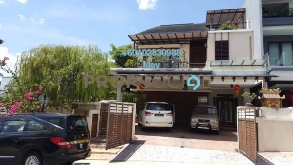 Semi-Detached For Sale in Bayu Segar, Cheras Freehold Semi Furnished 6R/5B 3.88m