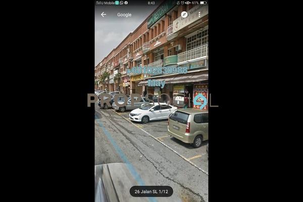 Shop For Rent in SL4, Bandar Sungai Long Freehold Unfurnished 0R/0B 4k