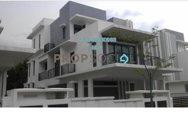Bungalow For Sale in Villa 33, Cheras Freehold Semi Furnished 5R/7B 3.2m