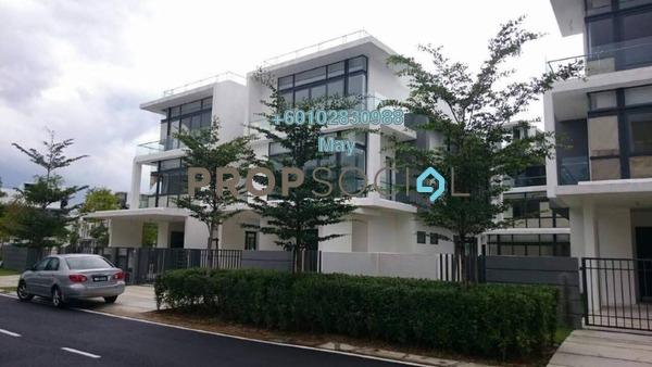Semi-Detached For Sale in Lake Fields, Sungai Besi Leasehold Semi Furnished 4R/5B 2.39m