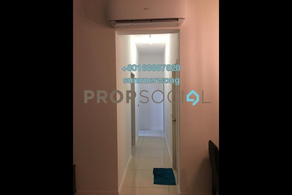 Serviced Residence For Rent in Lexa Residence @ The Quartz, Wangsa Maju Freehold Fully Furnished 3R/2B 2.1k