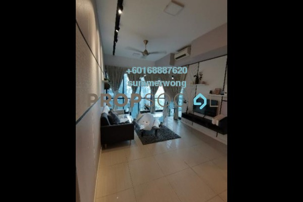 Serviced Residence For Rent in The Elements, Ampang Hilir Freehold Fully Furnished 2R/2B 1.9k