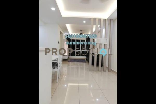 Serviced Residence For Rent in Maxim Citilights, Sentul Freehold Fully Furnished 3R/2B 1.8k