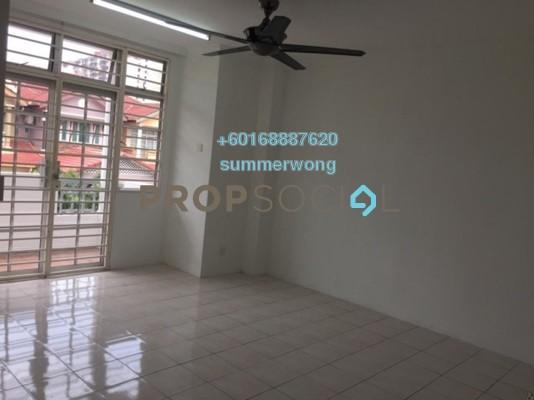Terrace For Rent in Taman Seri Berkat, Batu Pahat Freehold Fully Furnished 4R/3B 2.4k