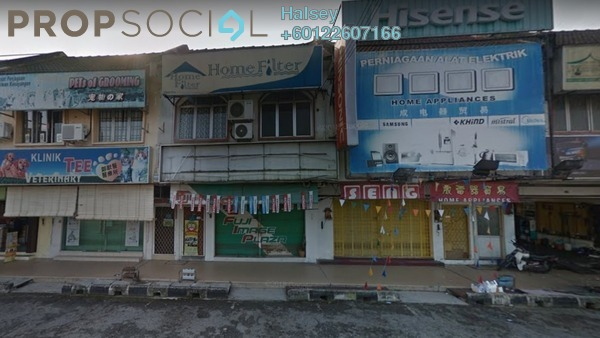Shop For Rent in Station 18, Ipoh Freehold Unfurnished 0R/2B 1.8k