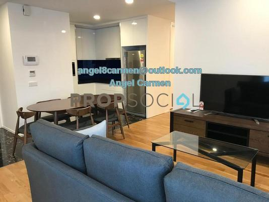 Serviced Residence For Rent in Arcoris, Mont Kiara Freehold Fully Furnished 2R/2B 5.5k