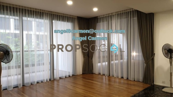 Serviced Residence For Rent in Arcoris, Mont Kiara Freehold Semi Furnished 3R/3B 6.5k