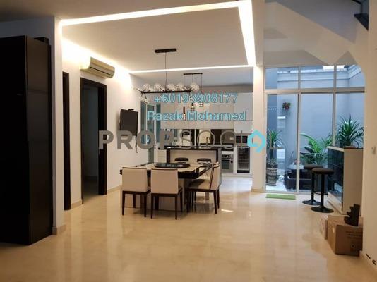 Semi-Detached For Rent in Duta Tropika, Dutamas Freehold Fully Furnished 5R/4B 15k