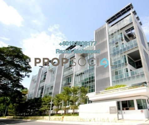Duplex For Rent in Amarin Wickham, Ampang Hilir Freehold Semi Furnished 5R/6B 25k