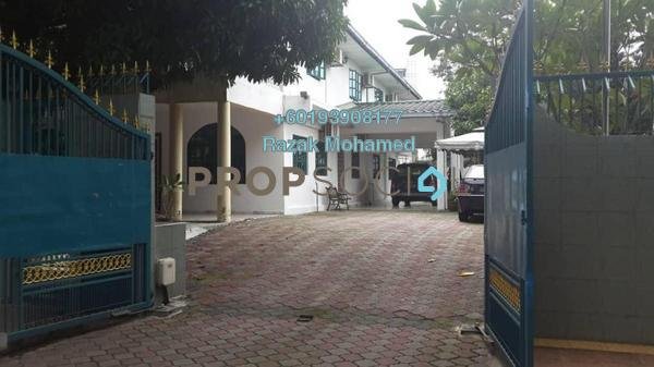 Bungalow For Sale in Kampung Datuk Keramat, Keramat Freehold Semi Furnished 9R/8B 5.5m