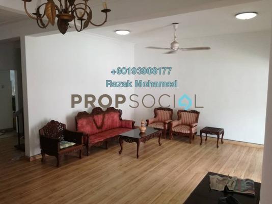 Terrace For Sale in Pinggiran Taman Tun Dr Ismail, TTDI Freehold Semi Furnished 5R/3B 1.45m