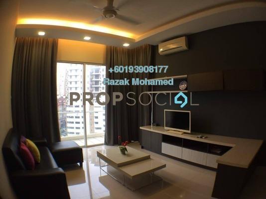 Condominium For Rent in Setapak Green, Setapak Freehold Fully Furnished 3R/2B 2.5k