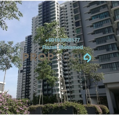 Condominium For Rent in Infiniti3 Residences, Wangsa Maju Freehold Fully Furnished 3R/3B 4.5k