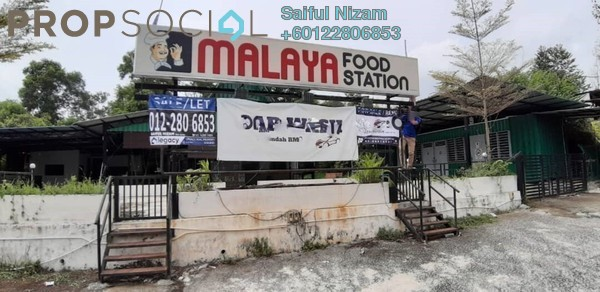Shop For Rent in Sungai Ramal, Kajang Freehold Semi Furnished 2R/2B 15k