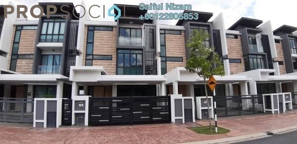Shop For Sale in Anggun Kirana, Setia Alam Freehold Unfurnished 6R/7B 1.58m