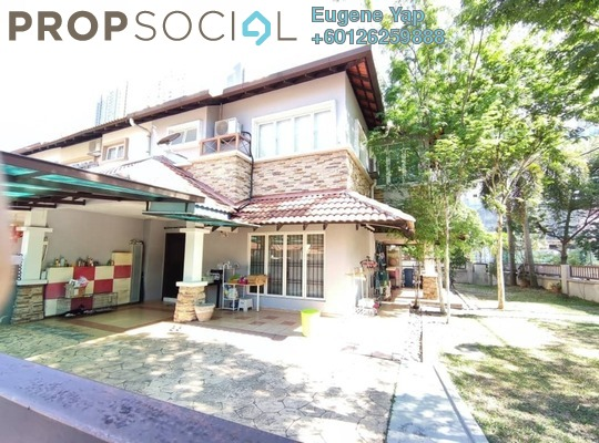Terrace For Sale in Fortune Park, Kepong Freehold Semi Furnished 4R/4B 1.6m