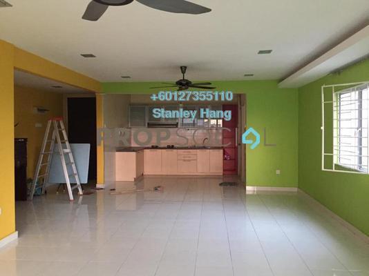 Condominium For Sale in Koi Kinrara, Bandar Puchong Jaya Freehold Semi Furnished 3R/3B 470k