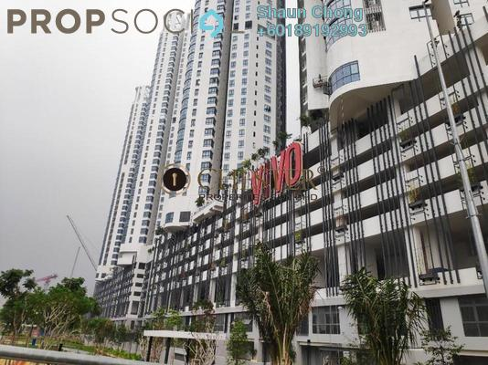 Condominium For Rent in VIVO Suites @ 9 Seputeh, Old Klang Road Freehold Fully Furnished 3R/3B 3k