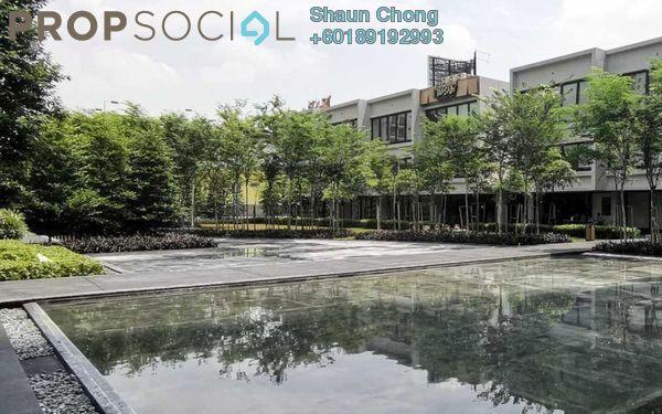 SoHo/Studio For Rent in The Hub, Petaling Jaya Freehold Semi Furnished 5R/0B 2.9k