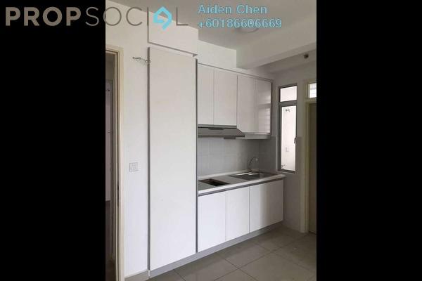 Condominium For Rent in Austin Suites, Tebrau Freehold Semi Furnished 1R/1B 1.2k