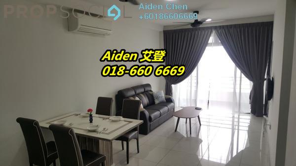 Condominium For Rent in 1Tebrau, Johor Bahru Freehold Fully Furnished 3R/2B 2k
