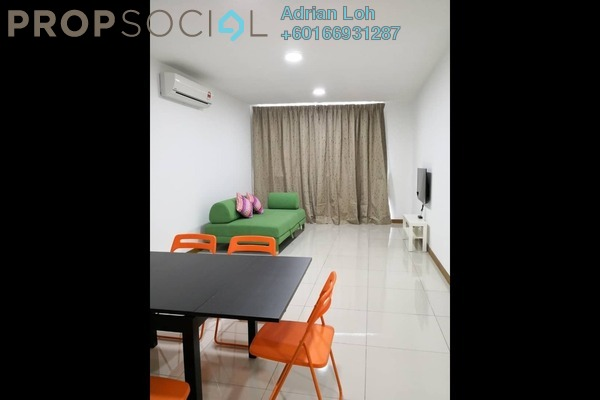Condominium For Rent in KL Gateway, Bangsar South Freehold Fully Furnished 2R/2B 2.3k