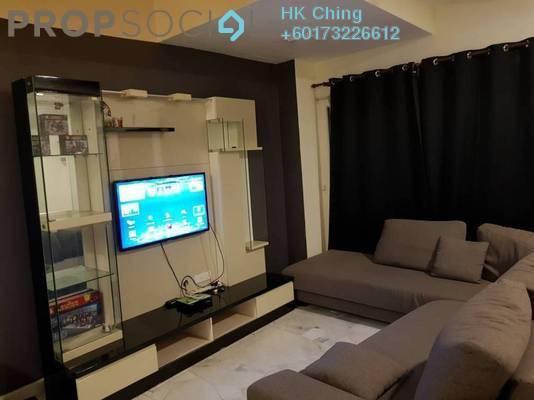 Terrace For Rent in Taman Pinggiran USJ, Subang Jaya Freehold Fully Furnished 4R/3B 1.85k