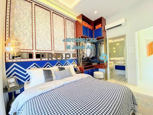 Terrace For Sale in Spanish Garden by The Water, Batu Gajah Leasehold Unfurnished 4R/2B 248k