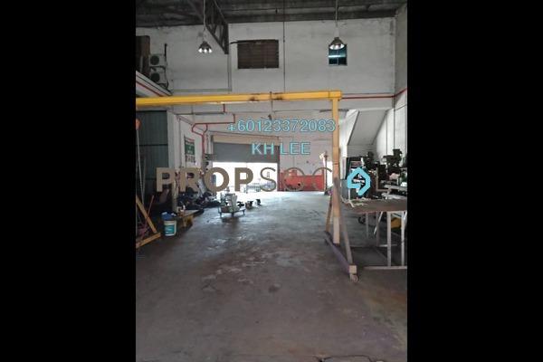 Factory For Sale in Bukit Kemuning Industrial Park, Kota Kemuning Freehold Semi Furnished 0R/0B 1.4m