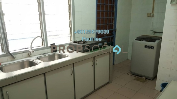 Terrace For Sale in SS19, Subang Jaya Freehold Fully Furnished 2R/2B 410k