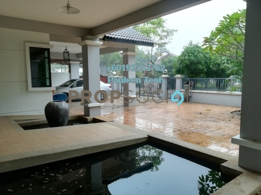 Semi-Detached For Sale in Tropicana Indah, Tropicana Freehold Semi Furnished 6R/6B 3.5m