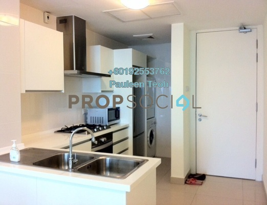 Serviced Residence For Rent in Solaris Dutamas, Dutamas Freehold Fully Furnished 1R/1B 2.3k